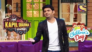 The Kapil Sharma Show   Kapil Shares His Childhood Stories   Children's Day Special