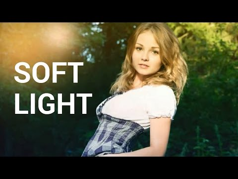 How to Create a Soft Light Effect in Adobe Photoshop