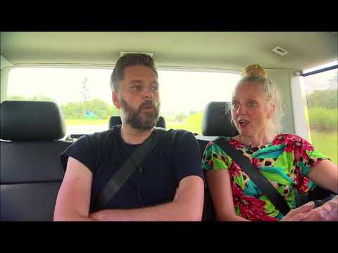 Iain Lee on the I'm a Celebrity Coming Out Show