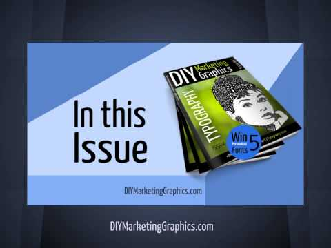 Create Your Own Visual Content With Our Marketing Graphics Magazine