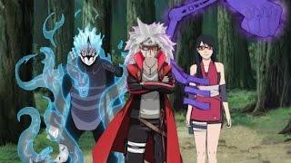 10 Shinobi Terkuat Dan Misterius Yang Akan Melapaui Generasi Naruto!
