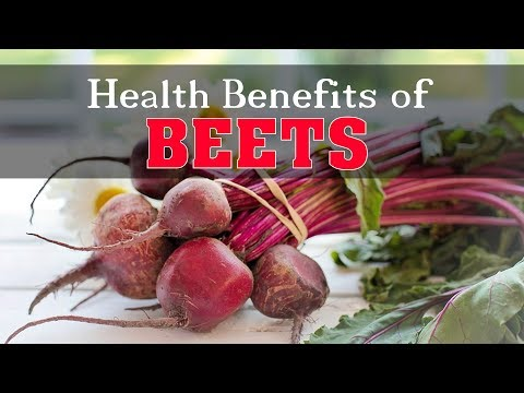 Eat Beets For 7 Days, THIS Will Happen To Your Body!