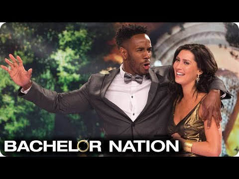 Bachelorette Becca Meets Her Men! | The Bachelor US