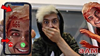 DO NOT CALL YOURSELF AT 3AM!! *OMG I ACTUALLY CAME TO MY HOUSE*