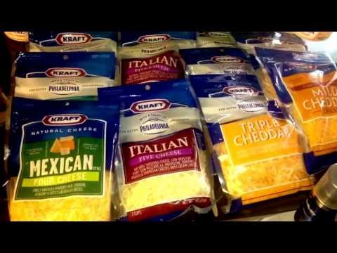 $1.26 OOP Walmart Haul  PM Foods Co. Kraft Products Using Gillette Overage!!!