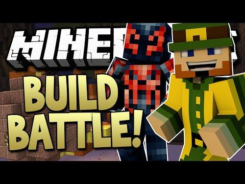Minecraft Build Buddies - 8 Block Meteor!