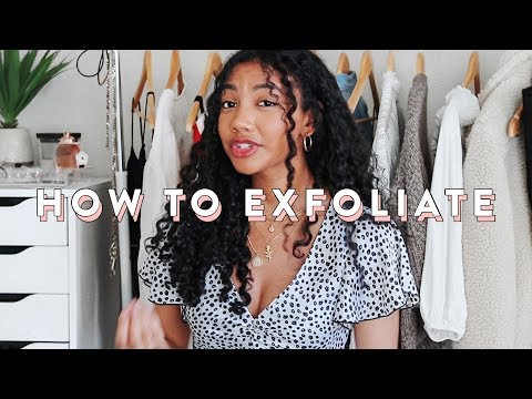 EVERYTHING You Need To Know About Exfoliating! | Skincare for Beginners
