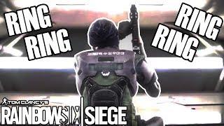 Rainbow Six Siege: Ranked - Dokkaebi Training