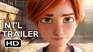 Ballerina Official International Trailer #1 (2016) Elle Fanning, Maddie Ziegler Animated Movie HD