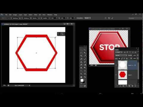 Make Custom Glossy Buttons in Photoshop