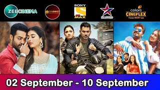 6 Upcoming New South Hindi Dubbed Movies | Confirm Release Date | Neeya 2 Movie | September 1st Week