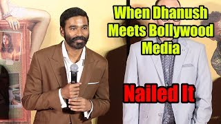 Dhanush Interaction With Bollywood Media | The Extraordinary Journey Of The Fakir Trailer Launch