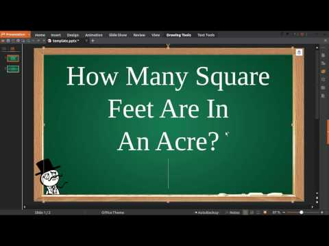 ✅ How Many Square Feet Are In An Acre