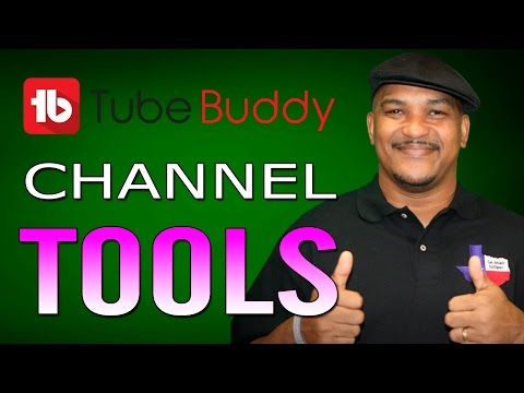 Tube Buddy Channel Tools for YouTube Creators | Introduction & Overview