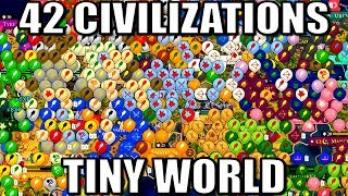 Civilization VI: Gathering Storm - Antarctic Late Summer Game Update