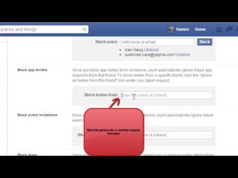 How to block candy crush request on facebook, How To Block Candy Crush Notifications On Facebook