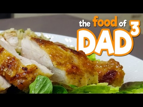The Food of Dad³ - Crispy Skinned Chicken