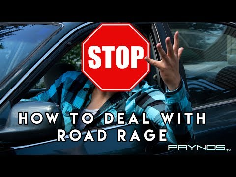 How to Deal with ROAD RAGE!