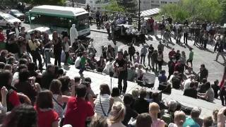 Youri - Let It Be - No Woman, No Cry - I'm Yours - SacreCoeur 22.04.11