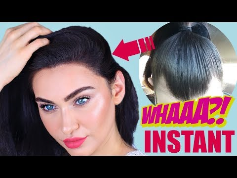 HOW TO INSTANTLY GET THICKER HAIR | FOR BALD, THINNING, RECEDING HAIR | Ruby Golani