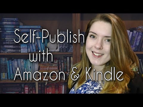How to Self-Publish a Book on Amazon and Kindle Using Createspace