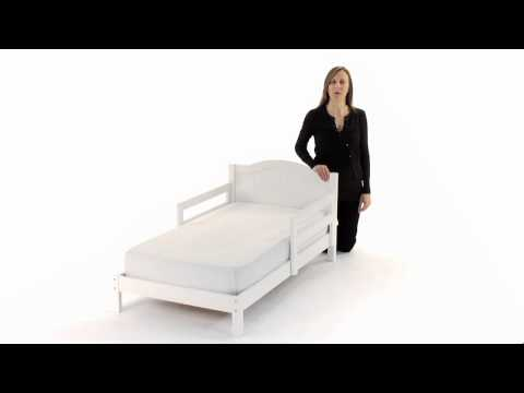Choose the Stylish and Snug Catalina Toddler Bed for Your Child   Pottery Barn Kids