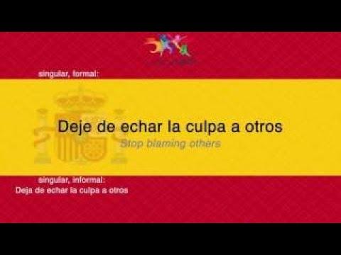 Learn Spanish: 450 Beginners Phrases! Lean to Speak Spanish #Part 8