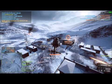 bf4 copter flying