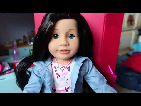 *Review* American Girl Create Your Own Doll!