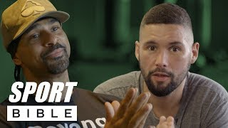 David Haye & Tony Bellew Recap On Last Year's Infamous Fight Before Their Next Bout