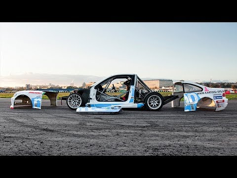 BMW E46 LS Drift Car Project