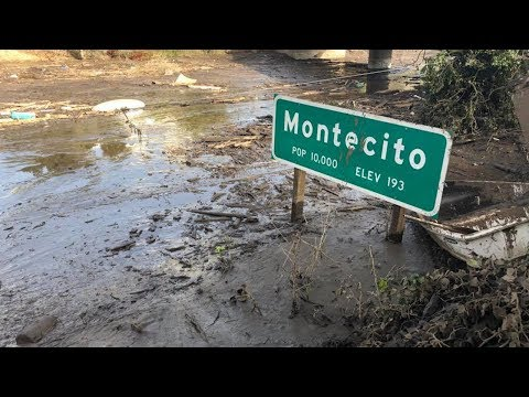 LIVE: Attorneys for Montecito mudslide victims announce lawsuit against SCE in press conference