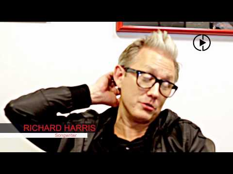 Richard Harris Gives Music Industry Tips
