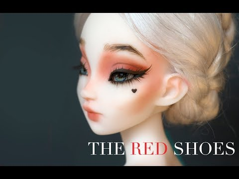 Pidgin Doll : The Red Shoes