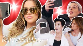 Selfie 101: Presented By the Kardashian-Jenners   KUWTK   E!