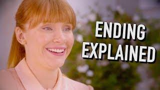The Ending Of Nosedive Explained | Black Mirror Season 3 Explained