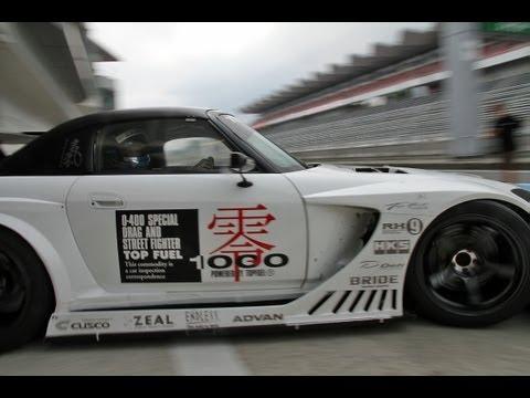 TOPFUEL/VOLTEX Set a record of tuning car at FujiSpeedWay