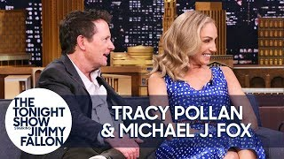 Tracy Pollan and Michael J. Fox Reveal Their Secret to a Long Marriage
