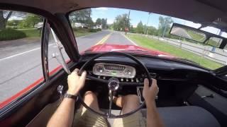 V8 Ford Falcon: POV Drive