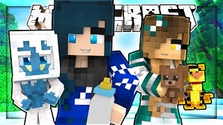 Minecraft Adventures - FUNNEH AND GOLD SAVE A BABY YETI! (Minecraft Roleplay)