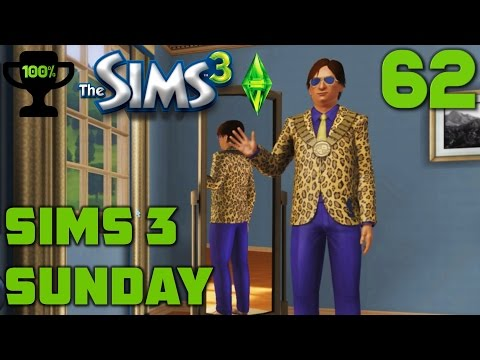Growing Eggs and Cheese - Sims Sunday Ep. 62 [Completionist Sims 3 Let's Play]