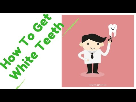How To Get White Teeth || How To Get Rid of Yellow Teeth || Teeth whitening natural products