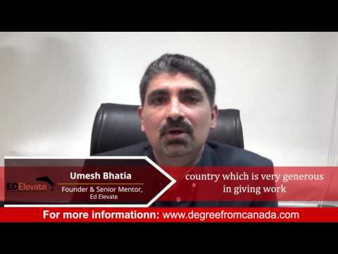 Work permit after study in Canada?