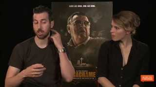 Download The Sacrament Interview With Ti West, A.J. Bowen, Joe Swanberg and Amy Seimetz [HD] Video