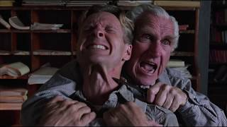Brooks Attacks Heywood He is Institutionalized - The Shawshank Redemption (1994) - Movie Clip Scene