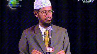 Jua Aur Sharaab ke bare mein islam kya kehtha hai   Dr  Zakir Naik