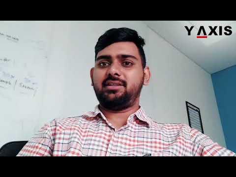 Y-Axis client Uday Seshadri's video testimonial on Australia PR visa processing