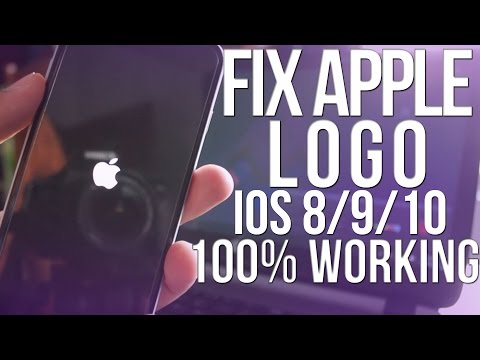 How to Fix Stuck Apple Logo on iPhone, iPad & iPod Touch | Endless Reboot Problem