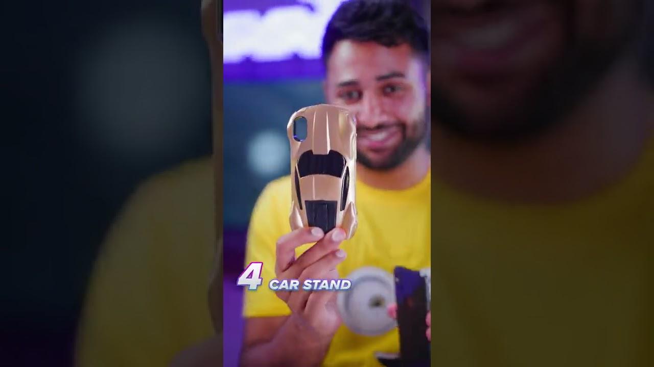 The STRANGEST Smartphone Cases 😱