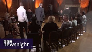 Brexit: One year to go - BBC Newsnight